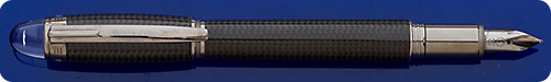 Montblanc Starwalker Ultimate Carbon Fiber Fountain Pen - Cartridge Fill Only