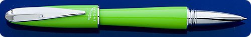 Jaguar Lime Rollerball - Full Sized And Well Made