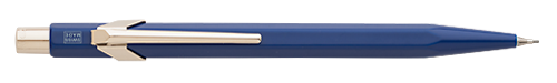 Sapphire Blue finish - 0.7mm Pencil shown
