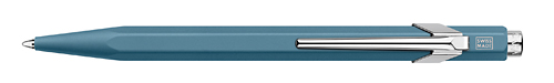 Petrol Blue   finish - Ball Pen   (# 2 Limited Edition) shown