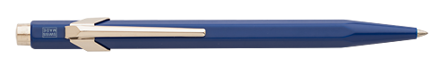Sapphire Blue finish - Ball Pen shown