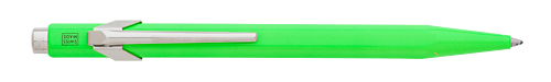 Flourescent Green finish - Ball Pen shown