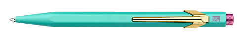 Turquoise finish - Ball Pen  (April Release) shown