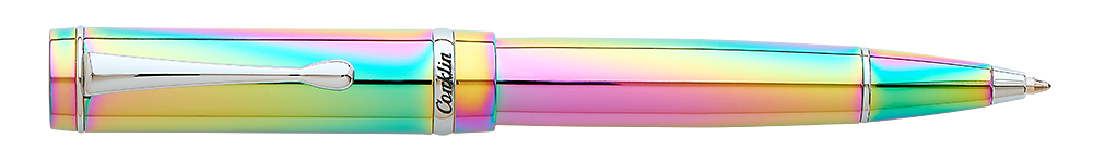 Rainbow   finish - Ball Pen shown