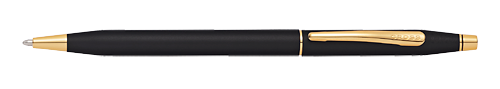 Classic Matte Black GT finish - Ball Pen shown