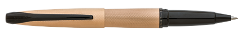 Brushed Rose Gold   finish - Rollerball shown