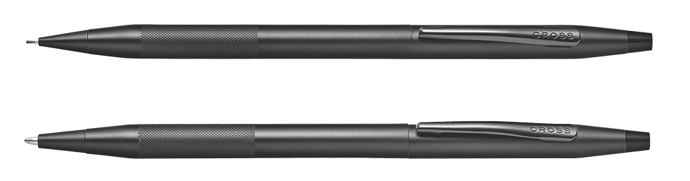 Black PVD finish - Set-Ball Pen & Pencil shown