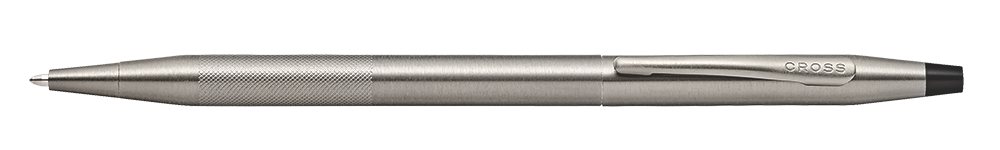 Titanium Gray PVD finish - Ball Pen shown