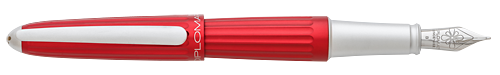 Red   finish - Fountain Pen shown