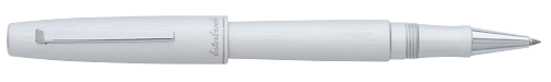 Silver finish - Rollerball shown
