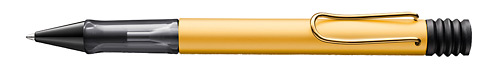 Gold finish - Ball Pen shown