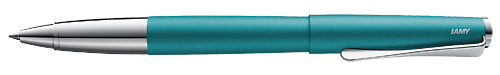 Aquamarine finish - Rollerball shown