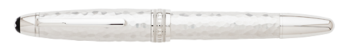 Hammered Sterling Silver finish - LeGrand Fountain Pen (Reg: $1,650) shown