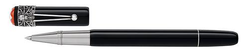 Black finish - Rollerball    (Reg: $560) shown