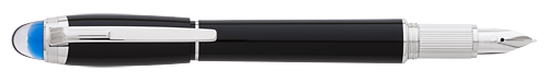 Black finish - Fountain Pen (Reg; $470) shown