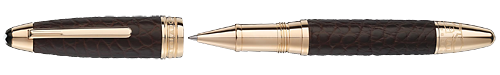 Brown Alligator finish - Rollerball (Reg: $3170) shown