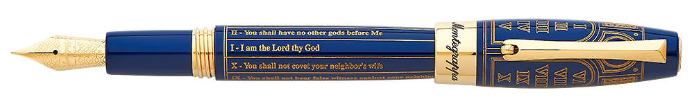 Fortuna Ten Commandments Collection