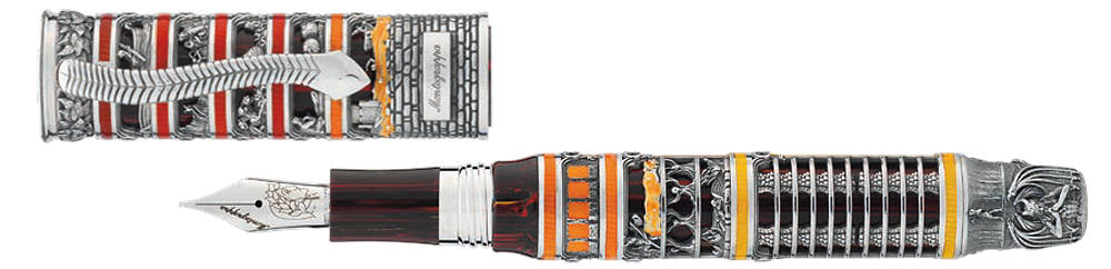 Montegrappa Limited Editions