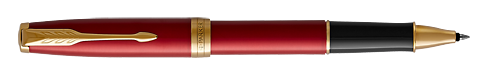 Red Satined Lacquer finish - Rollerball shown
