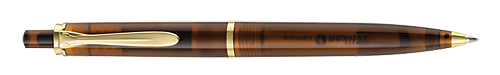 Smoky Quartz finish - Ball Pen shown