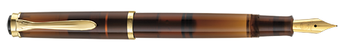 Smoky Quartz  finish - Fountain Pen shown