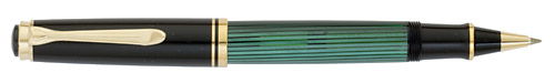 600 - Green finish - Rollerball shown