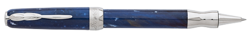 Lapis Blue finish - Rollerball shown
