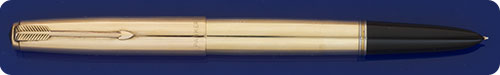 Parker #51 - Signet - Gold Filled - Aerometric Fill - Made In USA