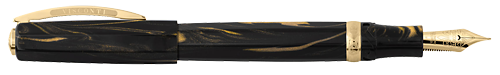 Black Basilica    finish - Fountain Pen shown
