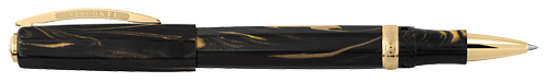 Black Basilica    finish - Rollerball shown